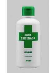 Interapothek heridine agua oxigenada 250 ml