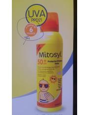 Mitosyl spf 50+ protector spray solar para bebe+6 meses 150 ml