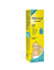 Mitosyl triactive crema facial y aftersun bebe atopica 50 ml