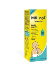 Mitosyl triactive locion corporal y aftersun bebe atopica 200 ml