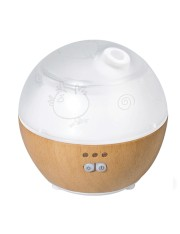 Pranarom difusores ultrasonicos sphera bb dos modos: continuo o discontinuo bebes +3 meses