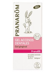 Pranarom quimiotipado pranabb gel gingival accesos dentales + 5 meses 15 ml