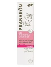 Pranarom quimiotipado pranabb gel moratones chichones cicatrizante + 9 meses 15 ml