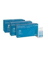 Solucion fisiologica monodosis 5 ml 40 unidosis cinfa