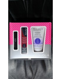 ROUGJ MAKE UP PACK MASCARA PESTAÑAS NEGRA EVA 8 ML + CREMA HIDRATANTE 30 ML + CREMA CORPORAL 150 ML