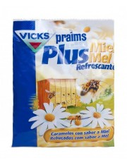 Caramelos praims miel refrescante 75 g