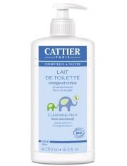 Cattier bebe leche limpiadora 500 ml