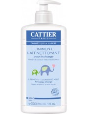 Cattier bebe linimento 500 ml
