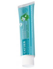Cattier niño dentifrico de 7 años 50 ml
