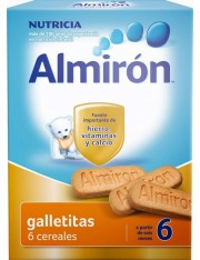 Almiron advance galletita 6 cereales 180g