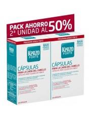 KERZO FORTE CAPSULAS PARA LA CAIDA DUPLO 2 X 60 CAPSULAS