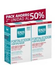 KERZO FORTE CAPSULAS FORTALECEDOR ANTICAIDA DUPLO 2 X 60 CAPSULAS