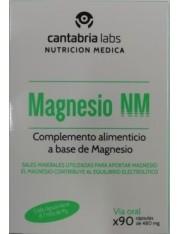Magnesio Nutrición Médica NM Cápsulas