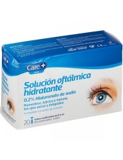 Lagrimas Solución oftálamica stada 0.2% acido hialuronico sodio 20 viales ojos secos fatigados