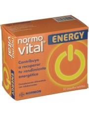 NORMOVITAL vitaminas ENERGY BEBIBLES 20 AMPOLLAS