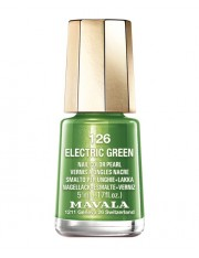MAVALA LACA UÑAS ELECTRIC GREEN COLOR 126 DE 5 ML
