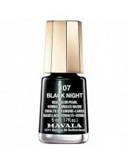 MAVALA LACA UÑAS BLACK NIGHT COLOR 107 DE 5 ML