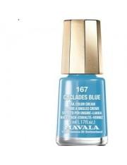 MAVALA LACA CYCLADES BLUE COLOR 167 DE 5 ML