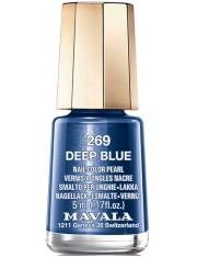 MAVALA LACA DEEP BLUE COLOR 269 DE 5 ML