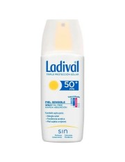 LADIVAL PIELES SENSIBLES O ALÉRGICAS SPRAY FOTOPROTECTOR FPS 50+ 150 ML