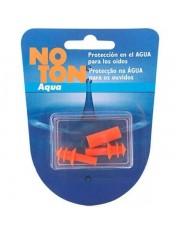 Noton Agua tapones de oídos silicona 2 unidades