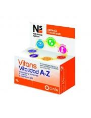 NS VITANS VITALIDAD A-Z 100 COMPRIMIDOS