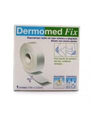 Dermomed esparadrapo hipoalergico fix 10m x 2,5 cm