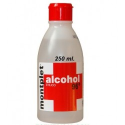 MONPLET ALCOHOL 96 250 ML