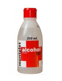 MONPLET ALCOHOL 96 250 ML