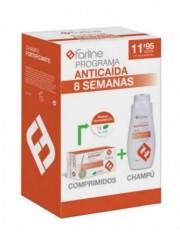 FARLINE PACK ANTICAIDA CHAMPÚ 500 ML+ 56 COMPRIMIDOS
