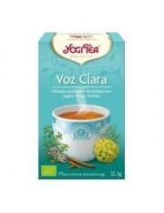 YOGI TEA VOZ CLARA 17 INFUSIONES