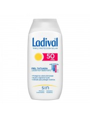 LADIVAL PIELES TATUADAS FPS50 200 ML