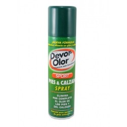 Devor olor desodorante spray sport 150 ml