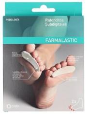 Ratoncitos subdigitales señora silicona farmalastic 2 unidades cinfa