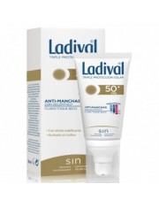 LADIVAL ANTIMANCHAS TOQUE SECO FPS50+ 50ML