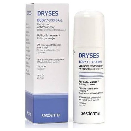 Dryses desodorante mujer roll-on 75 ml