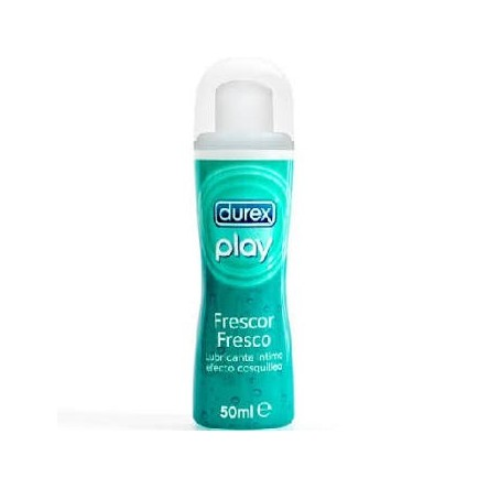 Durex play lubricante efecto frescor hidrosoluble 50 ml