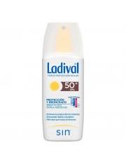 LADIVAL 50 PROTECCIÓN+BRONCEADO FPS50 150ML