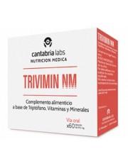 TRIVIMIN NM TRIPTOFANO NUTRICION MEDICA 350 MG 60 CAPSULAS