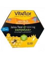 Vitaflor jalea real defensas própolis con vitamina c ampollas bebibles 20 ampollas