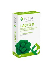 FARLINE COMPLEMENTO LACTO B 10 CAPSULAS