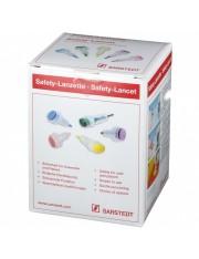 SAFETY-LANCET EXTRA ANTES ACCU-CHEK SAFE T-PRO PLUS LANCETAS ESTERIL 200 LANCETAS