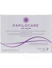 Papilocare Gel Vaginal 21 Cánulas 5 ml papilo + REGALO INTIMINA TABLETA RELAJANTE SPA MENSUAL 28 Gma
