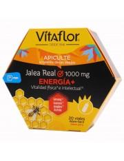 Vitaflor energia 20+4 viales REGALO DE JALEA REAL DEFENSAS