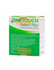 ONE TOUCH SELECT PLUS 50 TIRAS