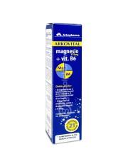 Arkovital magnesio + vit B6 efervescente 375 mg 21 comprimidos arkopharma