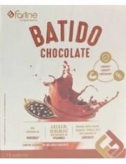 BATIDO CHOCOLATE FARLINE PROTEINAS VITAMINA Y MINERALES 15 SOBRES 450 G