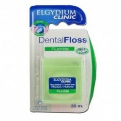 Elgydium clinic hilo dental con fluor 35 metrs