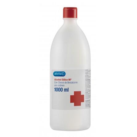 Alvita alcohol etilico 96º 1000 ml