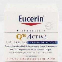 Eucerin active q10 antiarrugas noche 50 ml